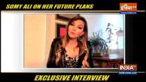 Speaking to India TV Somy Ali opens up about future plans