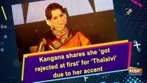 Kangana shares she