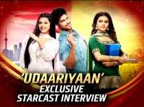 Serial Udaariyaan exclusive starcast interview