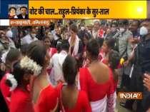 Priyanka Gandhi Vadra joins in