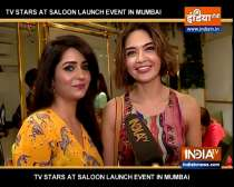 TV actors give away beauty tips for summer