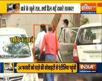 Ambani Bomb Scare Case: Cop probed for 'tweaking' residential colony's CCTV footage
