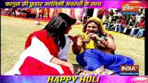 Malini Awasthi makes the celebration of Holi 2021 more special with her voice