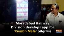 Moradabad Railway Division develops app for
