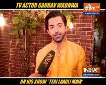 Teri Laadli Main: Akshat aka Gaurav Wadhwa