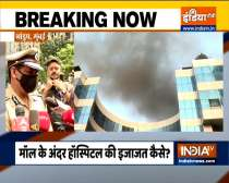 Dream Mall Fire: Death toll jumps to 10, CM Thackeray to visit the site later today