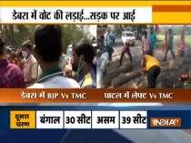BJP worker murdered in Nandigram