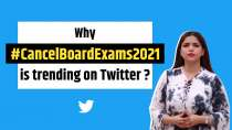 #Cancelboardexams2021 trends no. 1 on Twitter. Here