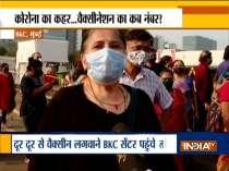 Mumbai's BKC centre runs out of Covid-19 vaccine stock