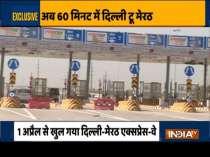 Delhi to Meerut in 60 minutes! Delhi-Meerut Expressway opens for public