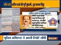 After Param Bir, NIA now interrogates former encounter specialist pradeep sharma in Sachin waze probe
