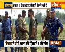 EC bans politicians entry in violence-hit Cooch Behar for next 72 hours