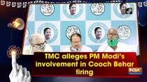 TMC alleges PM Modi