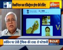 VIDEO: CoWIN, Aarogya Setu  server faces issues as Vaccine registration opens for 18+
