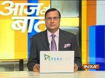 Aaj Ki Baat: More than 100 doctors in top hospitals of Delhi, Lucknow, Varanasi found Covid positive