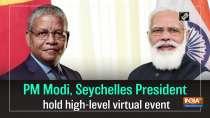 PM Modi, Seychelles President hold high-level virtual event