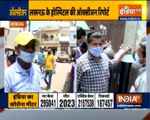 Patients suffer as some hospitals in Lucknow face acute shortage of oxygen   Watch Ground Report