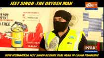 Mumbai man provides free oxygen cylinders to Covid-19 patients