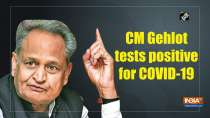 CM Gehlot tests positive for COVID-19