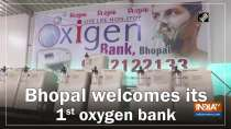 Bhopal welcomes its 1st oxygen bank