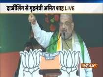 Bengal Polls 2021 | Amit Shah praises Gorkhas in his rally in Darjeeling