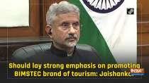 Should lay strong emphasis on promoting BIMSTEC brand of tourism: Jaishankar