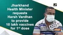 Health Minister, Jharkhand, COVID-19, Vaccination, Shortage, Surge, Banna Gupta, Harsh Vardhan