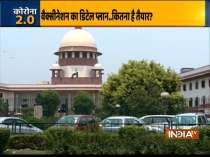 SC asks Centre for national plan on oxygen supply, vaccination as Covid-19 crisis reaches peak