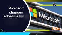 Microsoft changes schedule for its annual Build conference