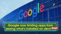 Google now limiting apps from seeing what
