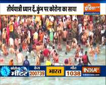 With 1821 COVID-19 case in 3 days, Haridwar may turn into a new hotspot