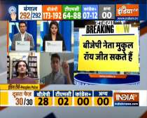 Exit Poll predicts BJP likely to form govt in Bengal