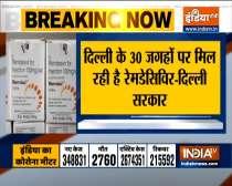 Kejriwal govt seeks Delhi Police help as high demand for Remdesivir creates law and order issue