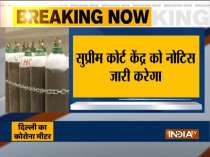 SC asks Centre for plan on issues relating to oxygen supply, essential drugs and method of vaccination