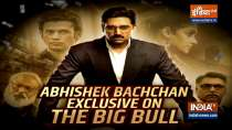 The Big Bull' releasing tomorrow,  here is what the actor Abhishek Bachchan has to say about the movie