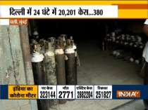Ground Report | Supply centers providing oxygen cylinders to public and hospitals