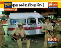 Haqikat Kya Hai: Mukhtar Ansari brought to Banda from Punjab
