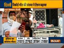 COVID-19: Helpless family of patients outside LNJP hospital will melt your heart