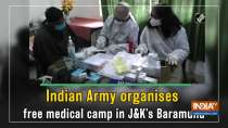 Indian Army organises free medical camp in JandK