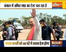 Bengal Polls 2021: Amit Shah holds 4 roadshows in Bengal, predicts massive victory for BJP