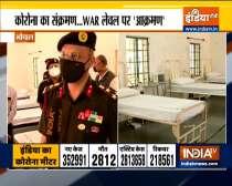 Army prepares Isolation Centre in Bhopal, Delhi gets Sardar Patel Covid Care Centre
