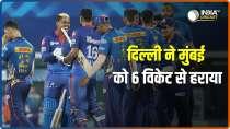 IPL 2021 | Amit Mishra, Shikhar Dhawan help Delhi snap five-game losing streak against Mumbai Indians