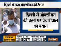 COVID-19 condition is improving in Delhi, says CM Arvind Kejriwal