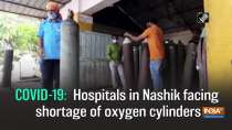 COVID-19: Hospitals in Nashik facing shortage of oxygen cylinders