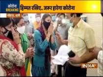 COVID-19: Kin of patients in Noida make desperate appeal for Remdesivir