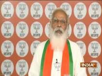 Bengal Polls 2021: PM Modi addresses virtually rally in amid surge in covid-19