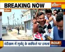 Nandigram: India TV reporter injured in attack on Suvendu