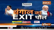 India TV-Peoples Pulse Exit Poll for West Bengal predicted a big win for BJP against TMC
