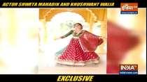 Actors Shweta Mahadik and Khushwant Singh sizzle in a wedding themed photoshoot
