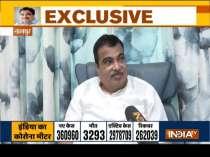 Covid-19 surge: Union Minister Nitin Gadkari talks about Oxygen crisis in Maharashtra